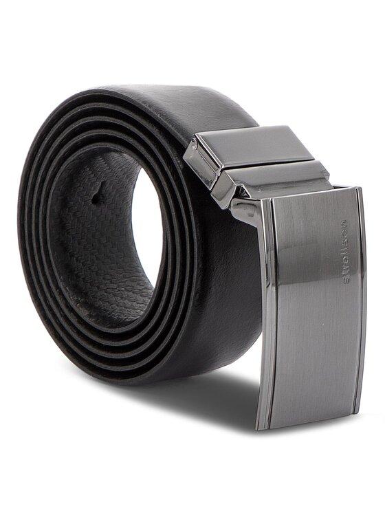 Strellson Strellson Cintura da uomo 3015R 110005088 90 Nero