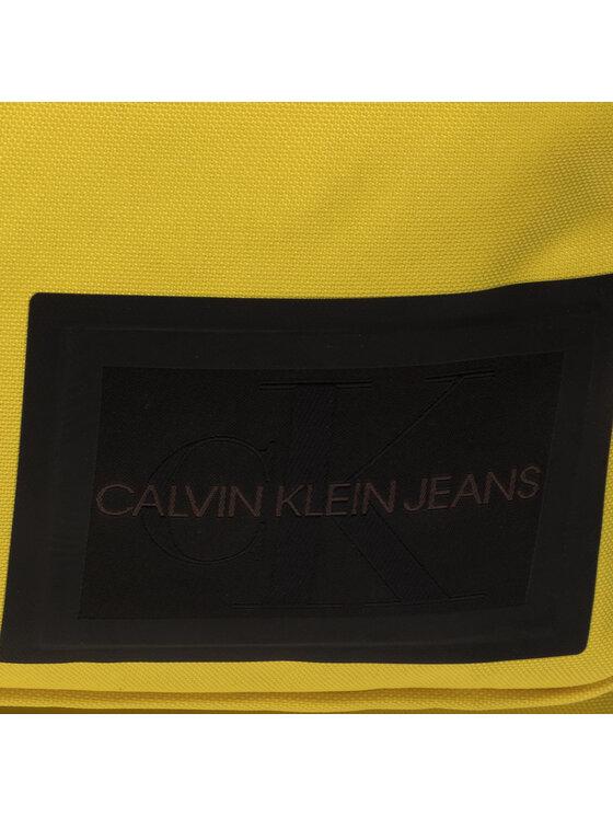 Calvin Klein Jeans Calvin Klein Jeans Plecak Ckj Sport Essentials Campus Bp45 K50K505561 Żółty