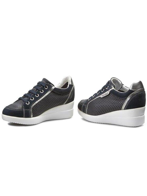Geox Geox Laisvalaikio batai D Stardust A D5230A 0CL22 C4002 Mėlyna