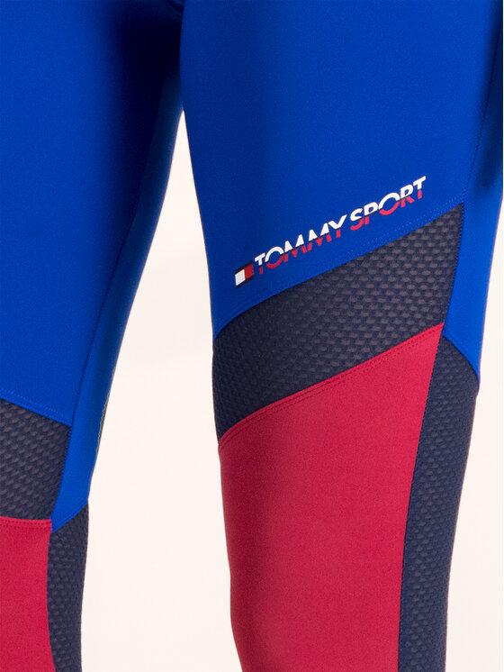 Tommy Sport Tommy Sport Leggings Blocked S10S100255 Multicolore Slim Fit