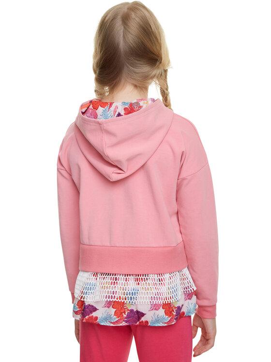 Desigual Desigual Bluza Sweet California 20SGSK07 Różowy Regular Fit