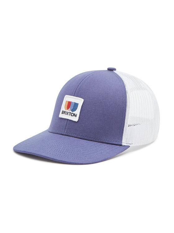 Brixton Kepurė su snapeliu Alton X Mp Mesh Cap 10865 Mėlyna
