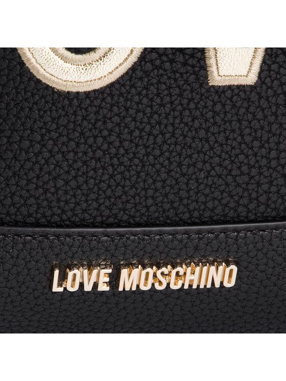 LOVE MOSCHINO LOVE MOSCHINO Раница JC4254PP07KH0000 Черен