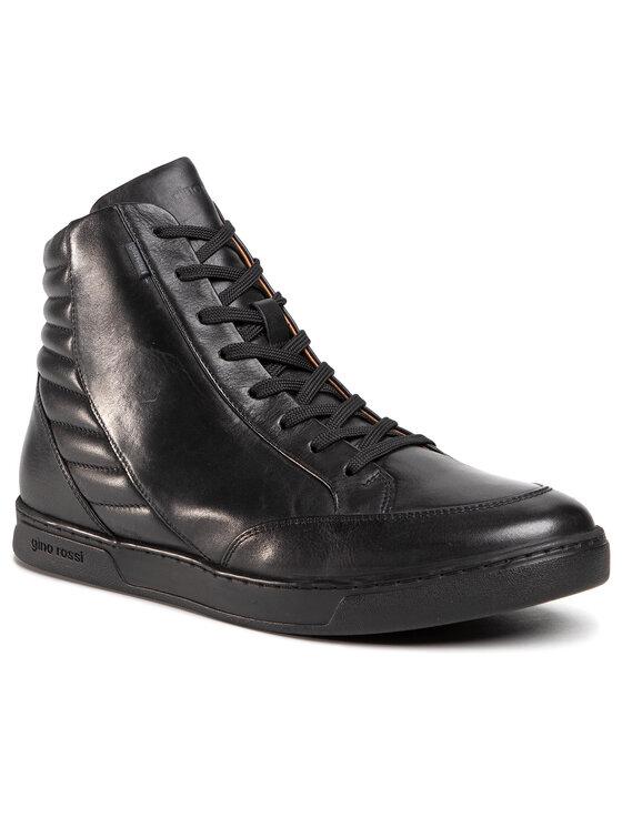 Gino Rossi Gino Rossi Sneakersy MI08-C640-632-08 Czarny