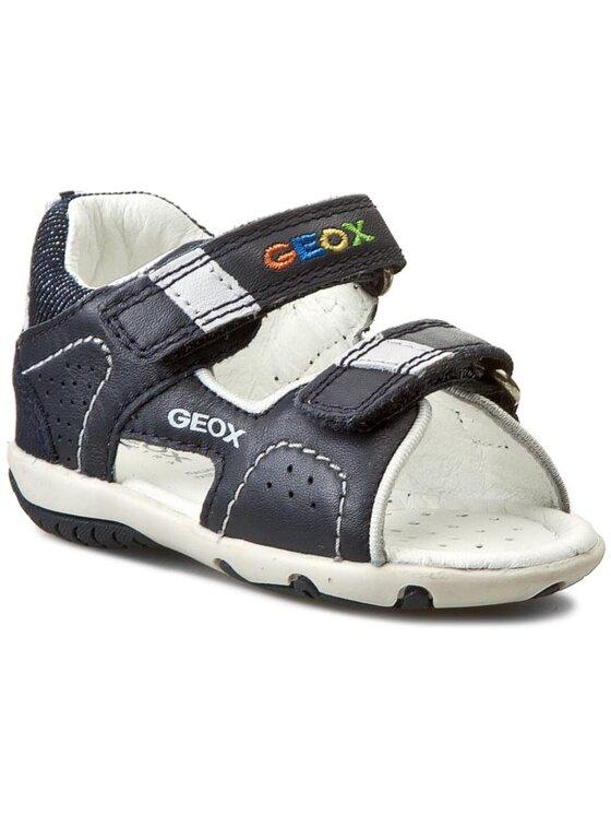 Geox Geox Sandále B Sand Elba B.A B52L8A 00043 C0832 Tmavomodrá