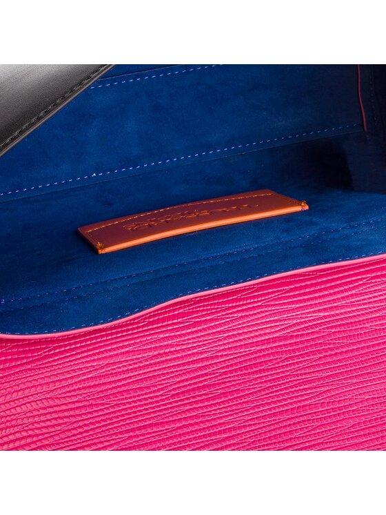 Trussardi Trussardi Jeans Torebka T-Easy City Cacciattora 75B00658 Różowy