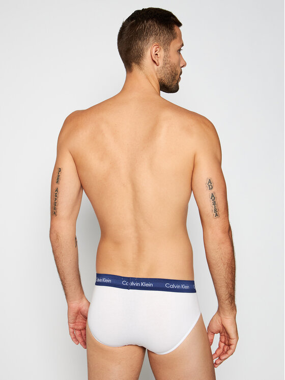 Calvin Klein Underwear Calvin Klein Underwear Комплект 3 чифта слипове 0000U2661G Цветен