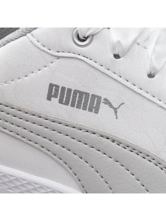 Puma Puma Laisvalaikio batai Smash Wns V2 Summer Pac 369130 02 Balta