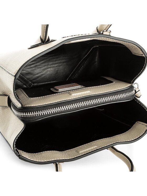 Coccinelle Coccinelle Дамска чанта BG5 Farisa E1 BG5 55 01 01 Бежов