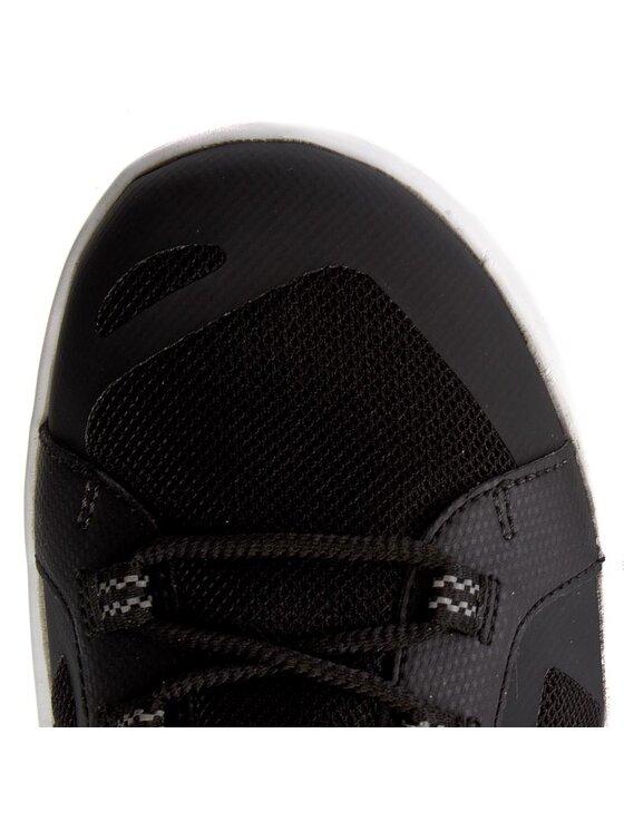 Clarks Clarks Pantofi Nautic Coast 261252827 Negru