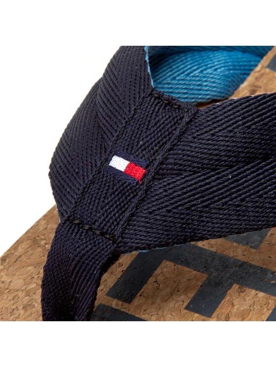 Tommy Hilfiger Tommy Hilfiger Σαγιονάρες Felipe 1D FM56821317 Σκούρο μπλε