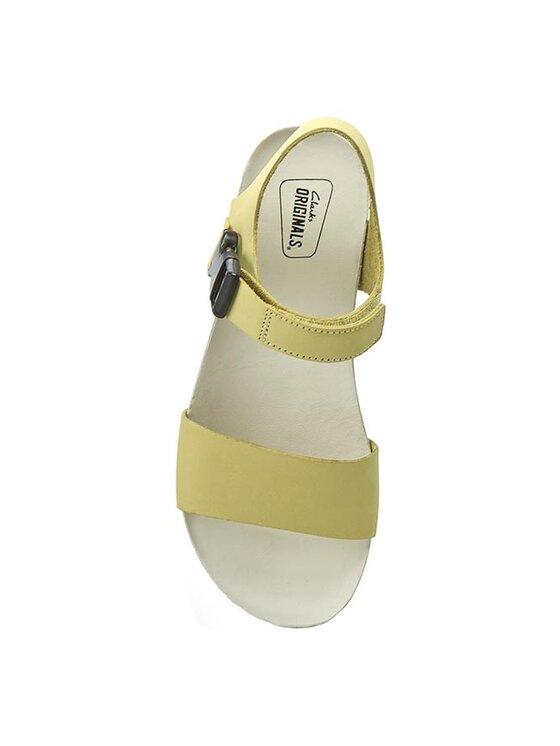 Clarks Clarks Σανδάλια Dusty Sport 261142324 Κίτρινο