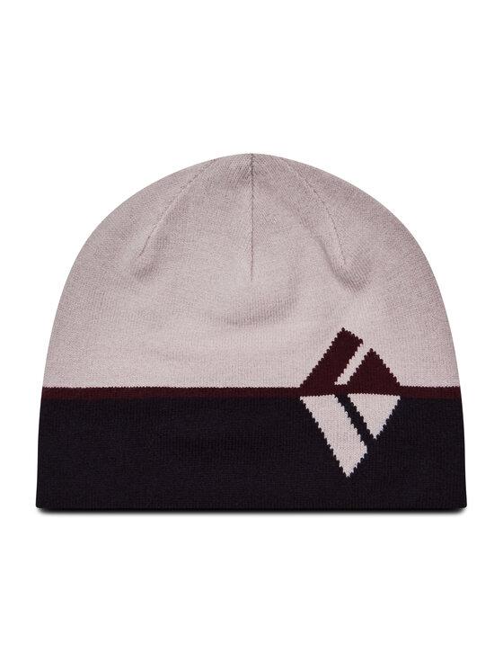 Black Diamond Kepurė Brand Beanie AP721004 9067 Violetinė