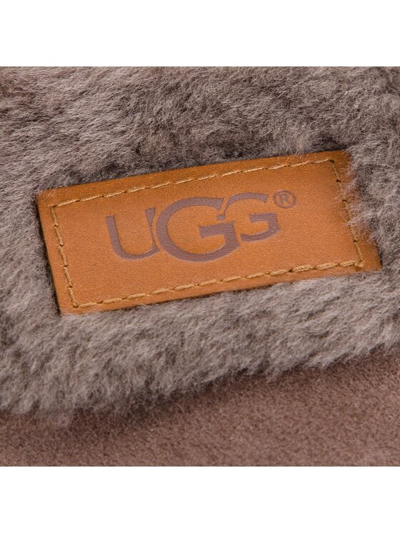 Ugg Ugg Mănuși de Damă W Turn Cuff Glove 17369 Maro