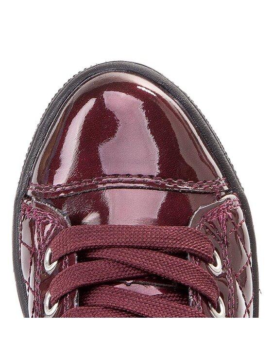 Geox Geox Sneakers J Creamy E J54L5E 000HH C7005 M Dunkelrot