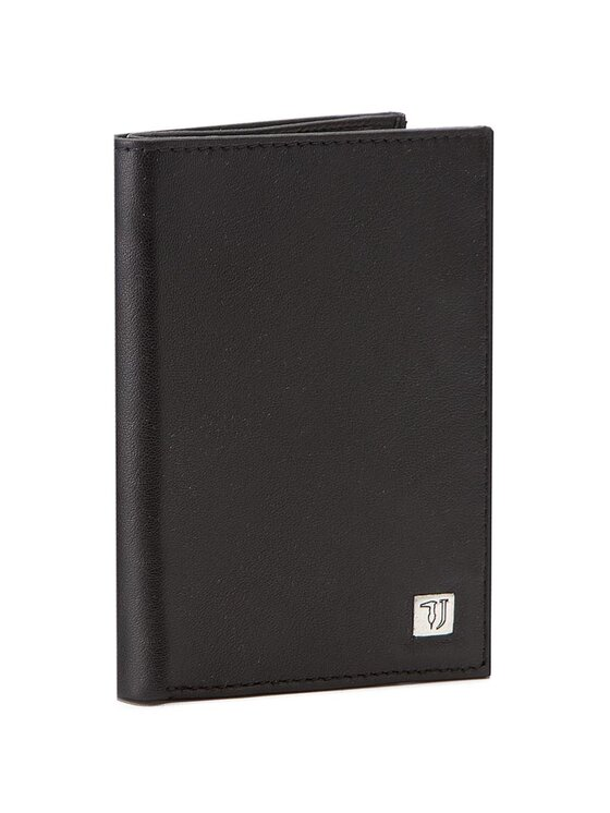Trussardi Trussardi Jeans Голям мъжки портфейл Vertical + Coin Pocket 71P004J5XX