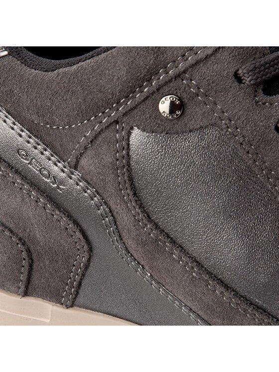 Geox Geox Sneakersy D Nydame A D540QA 0AJ22 C9278 Sivá