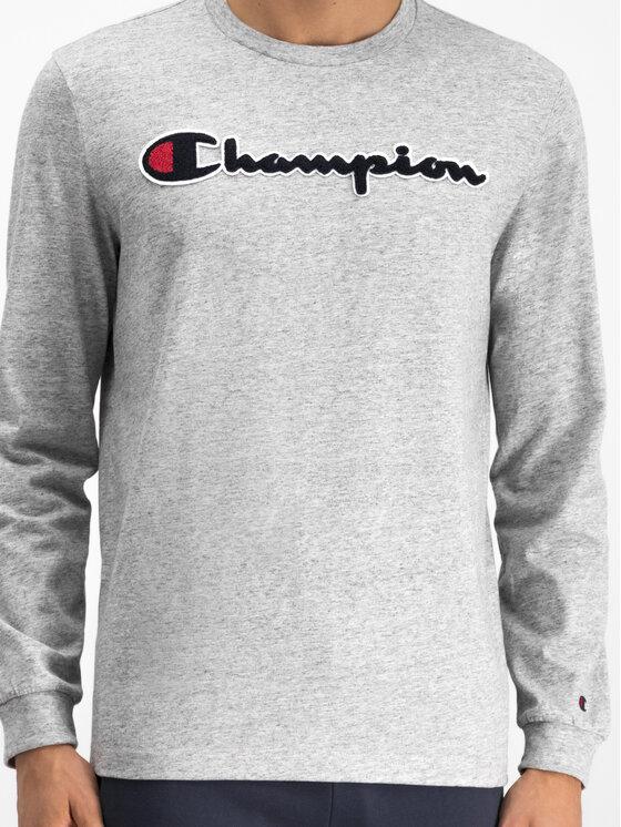 Champion Champion Longsleeve 213517 Grau Comfort Fit