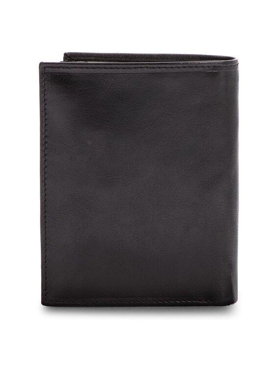Pierre Cardin Pierre Cardin Голям мъжки портфейл Fossil Tilak12 331 RFID Черен