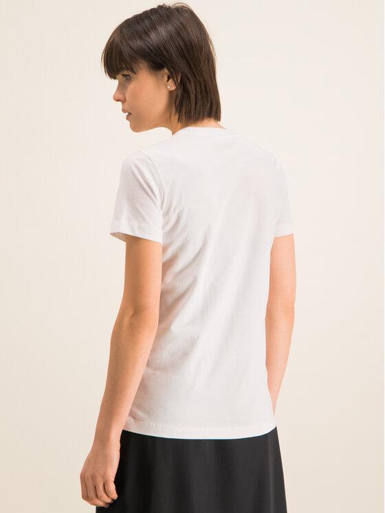Diesel Diesel T-Shirt T-Sily-Copy T 00SBGH 0HERA Λευκό Regular Fit
