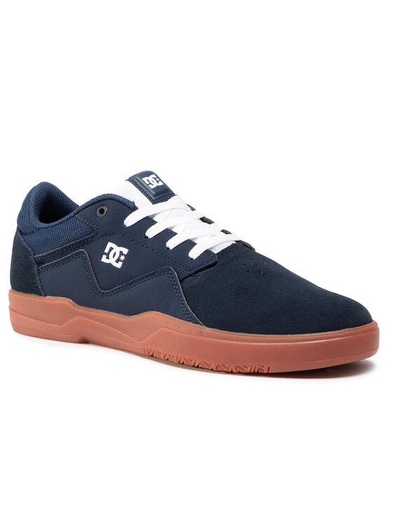 DC Laisvalaikio batai Barksdale ADYS100472 Tamsiai mėlyna