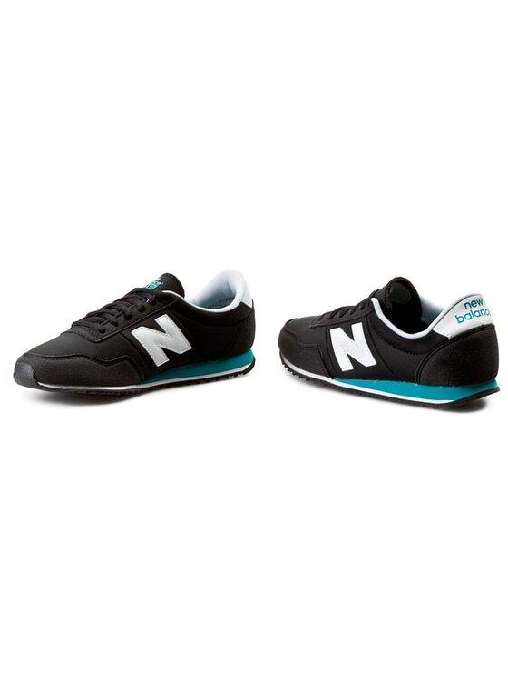 New Balance New Balance Laisvalaikio batai Classics U395MNKG Juoda