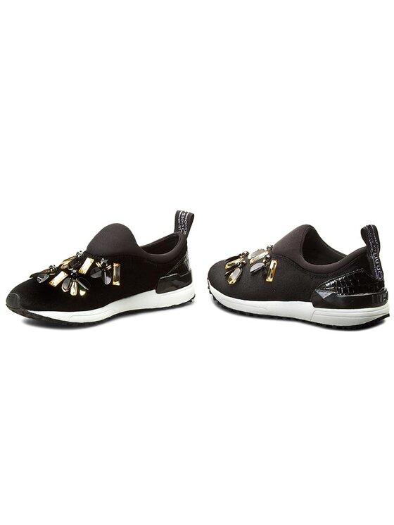 Liu Jo Liu Jo Sneakersy Sneaker Ginepro S66003 T9093 Czarny