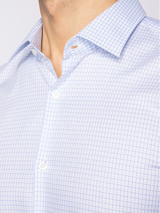 Hugo Hugo Košile Kenno 50425815 Barevná Slim Fit