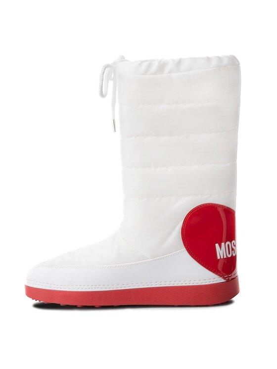 LOVE MOSCHINO LOVE MOSCHINO Апрески JA24022G16IK210A Бял