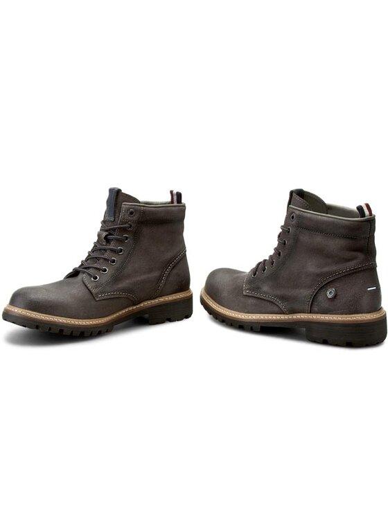 Tommy Hilfiger Tommy Hilfiger Ορειβατικά παπούτσια DENIM Luca 8B EM56821805 Γκρι