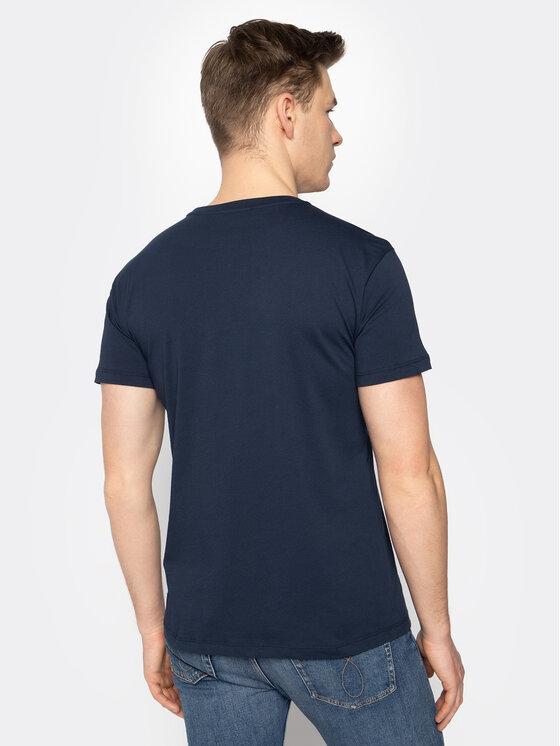 Trussardi Jeans Trussardi Jeans Тишърт 52T00330 Тъмносин Regular Fit