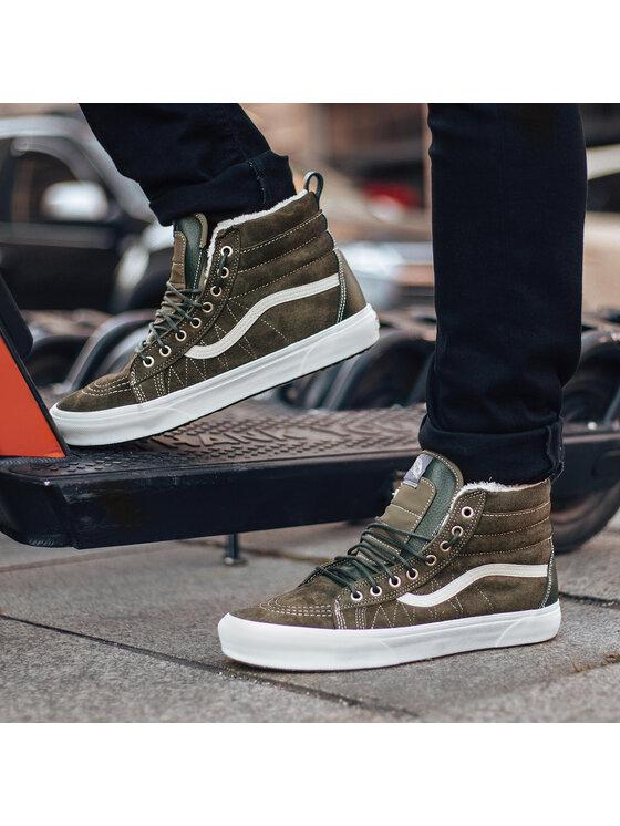 Vans Vans Laisvalaikio batai Sk8-Hi Mte VN0A33TXUQ91 Žalia