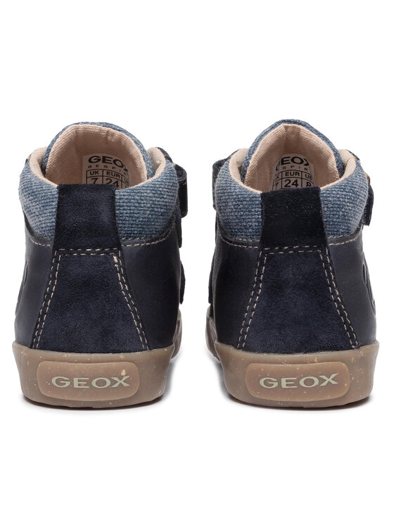 Geox Geox Μποτίνια B Kilwi B. F B94A7F 0CL10 C4002 D Σκούρο μπλε