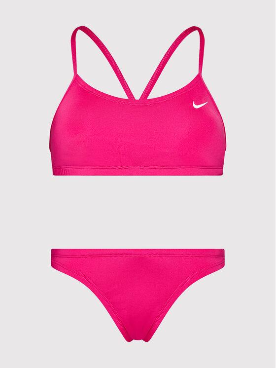 Nike Nike Strój kąpielowy Essential NESSA211 Różowy