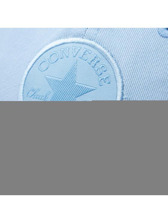 Converse Converse Czapka z daszkiem 10018288-A23 Niebieski