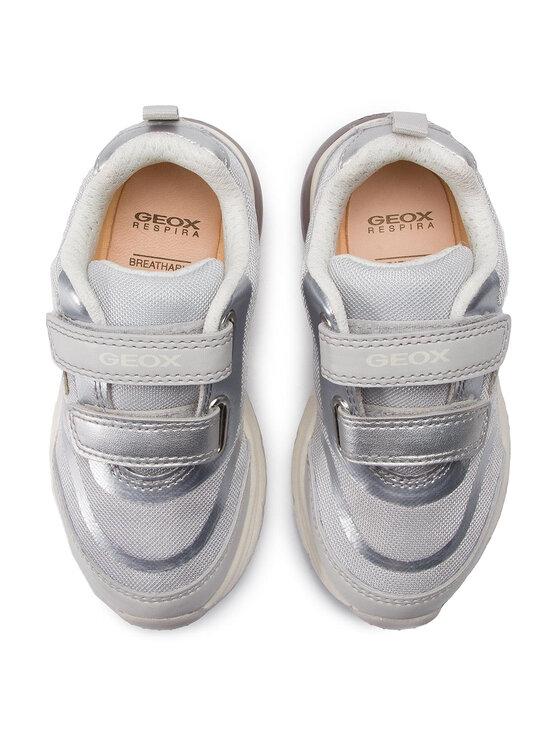 Geox Geox Sneakers J Spaceclub G.C J928VC 014AJ C0570 M Grau