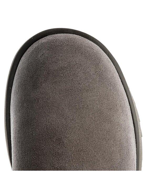 Ugg Ugg Pantofi W Classic Mini Waterproof 1019643 Gri