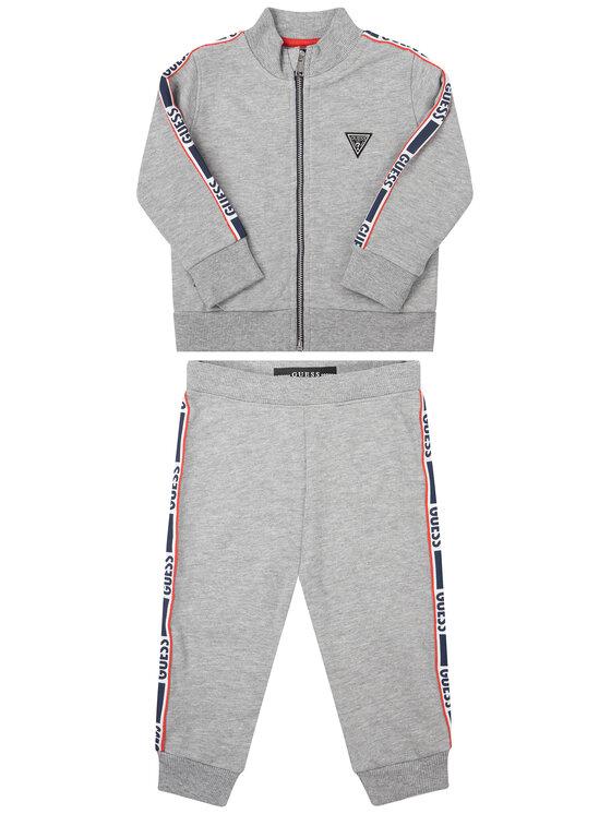 Guess Guess Sportinis kostiumas I01G20 K8640 Pilka Regular Fit