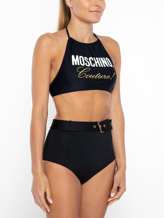 MOSCHINO Underwear & Swim MOSCHINO Underwear & Swim Bikini pezzo sopra A5765 5211 Nero