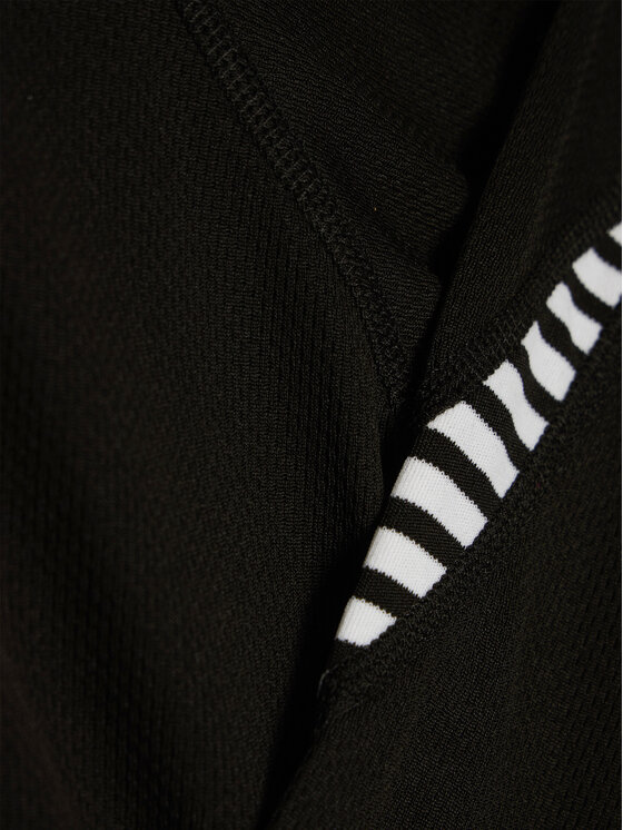 Helly Hansen Helly Hansen Komplet bielizny termoaktywnej Jr Hh Lifa 26665 Czarny Regular Fit