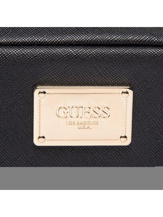 Guess Guess Kosmetyczka Coreen Accessories PWCORE P1173 Czarny