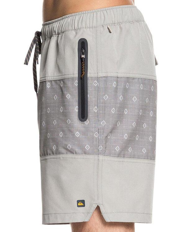 Quiksilver Quiksilver Pantaloncini da bagno EQMJV03048 Grigio Regular Fit