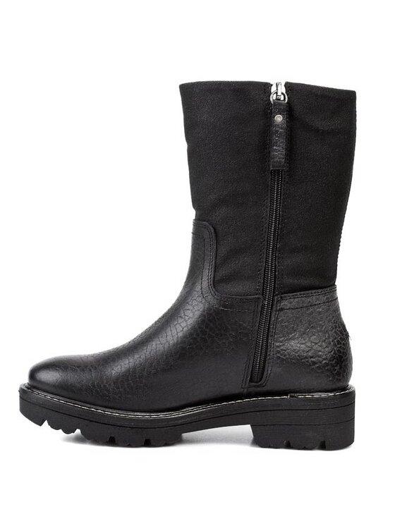 Tommy Hilfiger Tommy Hilfiger Μπότες DENIM Elina 4CW EN56817994 Μαύρο