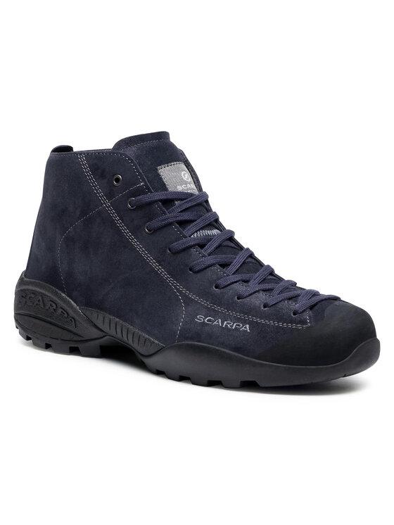 Scarpa Turistiniai batai Mojito Mid Gtx GORE-TEX 32612-200 Tamsiai mėlyna