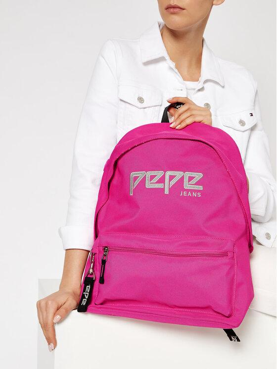 Pepe Jeans Pepe Jeans Plecak Mochila 6392362 Różowy
