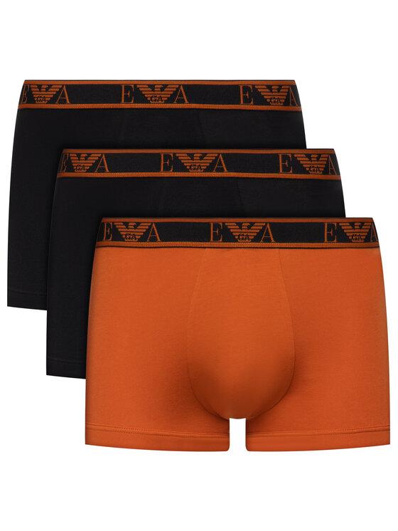 Emporio Armani Underwear Emporio Armani Underwear Komplet 3 par bokserek 111357 9A715 69220 Kolorowy