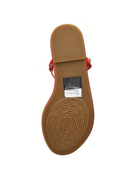 Tommy Hilfiger Tommy Hilfiger Sandále Jennifer 14B FW56820683 Červená
