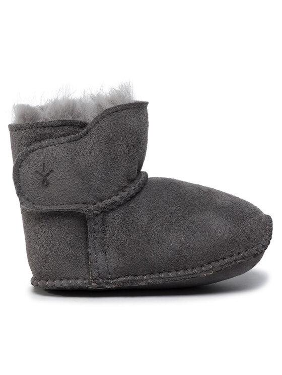 EMU Australia EMU Australia Cipő Baby Bootie B10310 Szürke