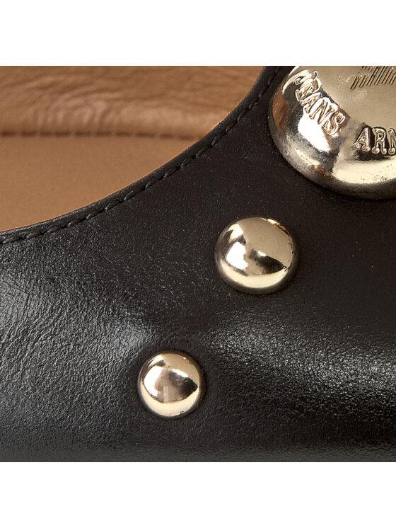 Armani Jeans Armani Jeans Baleríny Z5544 41 12 Černá