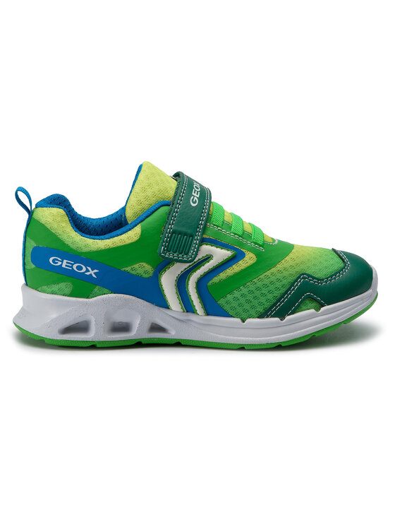 Geox Geox Sneakers J Dakin B. A J929FA 01454 C3316 D Verde
